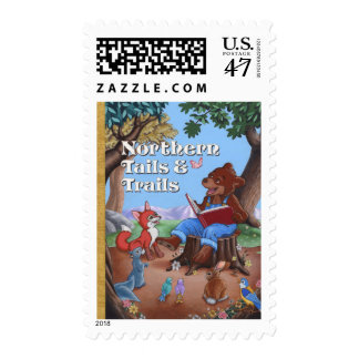 Storytime Forest Postage