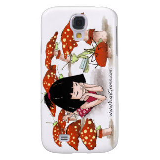 Storytime Galaxy S4 Cases