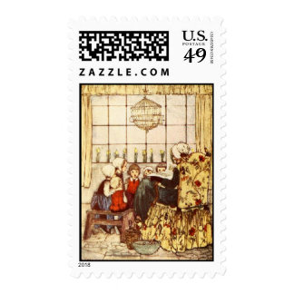 Storytime Postage Stamps