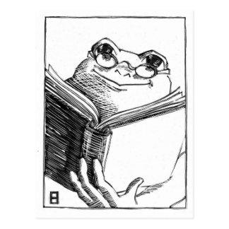 Storytime Postcard