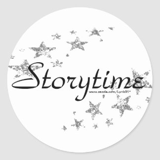 Storytime Stickers
