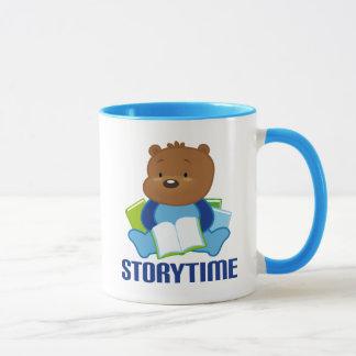 STORYTIME TEDDYBEAR MUG