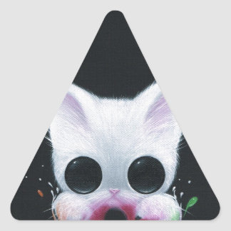 Storytime Triangle Sticker