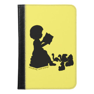 Storytime With Friends - Boy iPad Mini Case