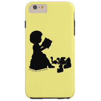 Storytime With Friends - Boy Tough iPhone 6 Plus Case