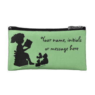 Storytime With Friends Cosmetic Bag