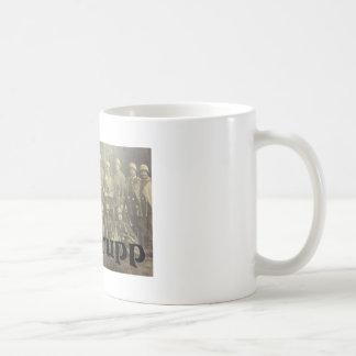 Stosstrupp 1917 taza básica blanca