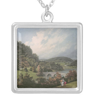 Stourhead Silver Plated Necklace
