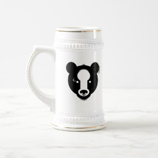 Stout Bear Beer Stein