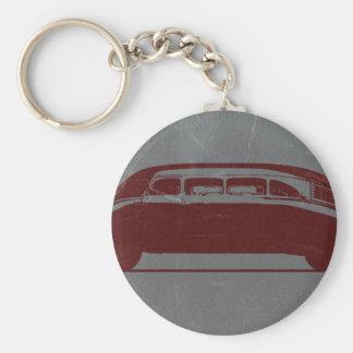 Stout Scarab Basic Round Button Keychain