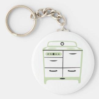 Stove Keychain