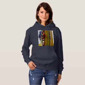 Stove Pipe Cactus Women's Hoodie