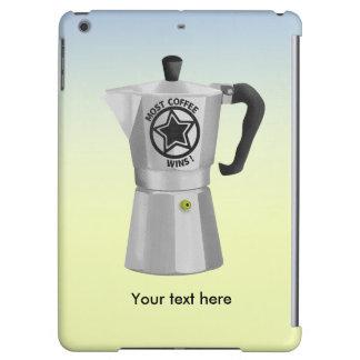 Stove top expresso maker Moka Coffee Pot Case For iPad Air