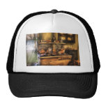 Stove -  What's for dinner Mesh Hat