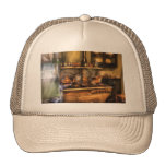 Stove -  What's for dinner Mesh Hats