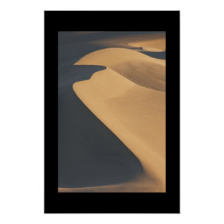 Stovepipe Wells Sand Dunes Poster