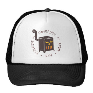 Stovepipes Trucker Hat