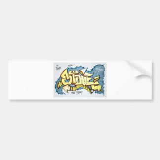 StoveTop Bumper Sticker
