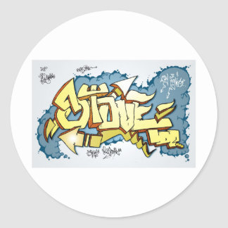 StoveTop Classic Round Sticker