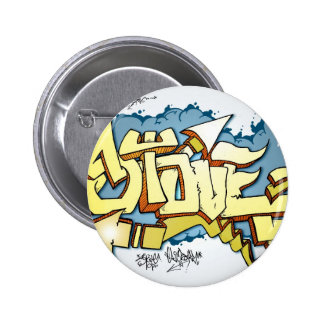 StoveTop Pinback Buttons