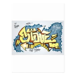 StoveTop Postcard