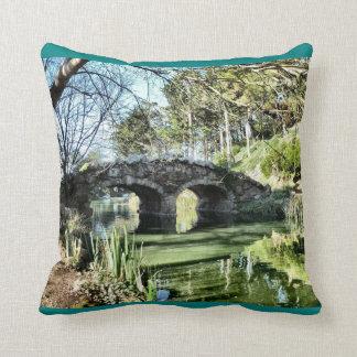 Stow Lake American MoJo Pillows