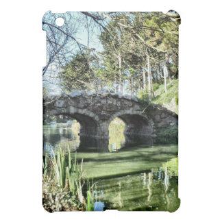Stow Lake Bridge iPad Mini Cases