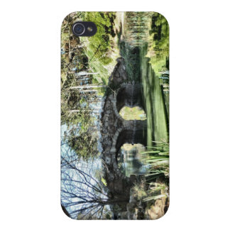 Stow Lake iPhone 4 Cases