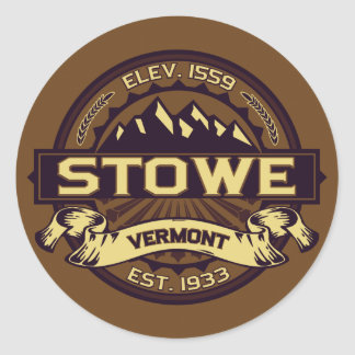 Stowe Color Stickers