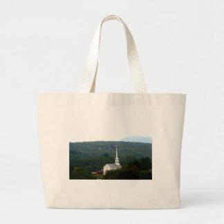 Stowe Community Church Jumbo Tote Bag
