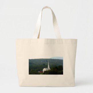Stowe Community Church Jumbo Tote Bag