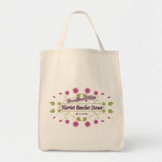 Stowe ~ Harriet Beecher Stowe / Famous USA Women Canvas Bags