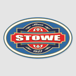 Stowe Old Label