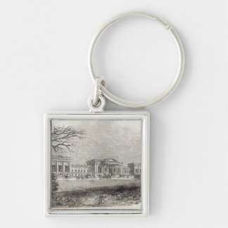 Stowe - the Garden Front Key Chains