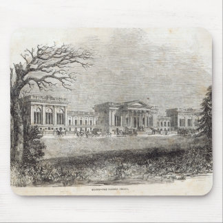 Stowe - the Garden Front Mouse Pad