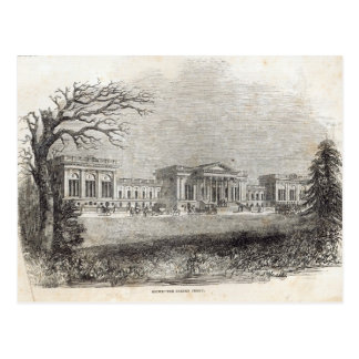 Stowe - the Garden Front Postcard