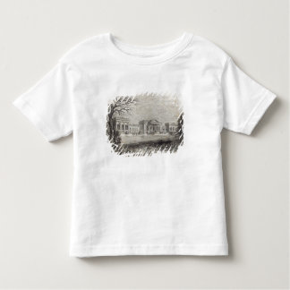 Stowe - the Garden Front Toddler T-shirt