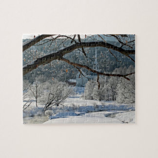 Stowe Vermont Jigsaw Puzzle