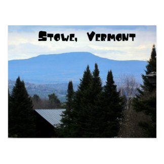 Stowe Vermont Post Cards