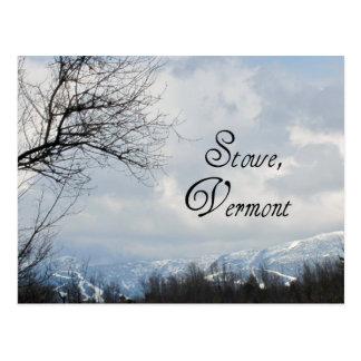 Stowe, Vermont Postcards