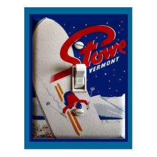 Stowe, Vermont Postales