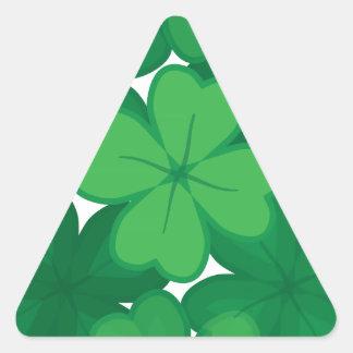 StPatrick sDay-02 png Triangle Sticker