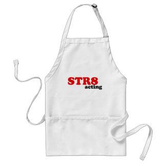 Str8 Acting Adult Apron