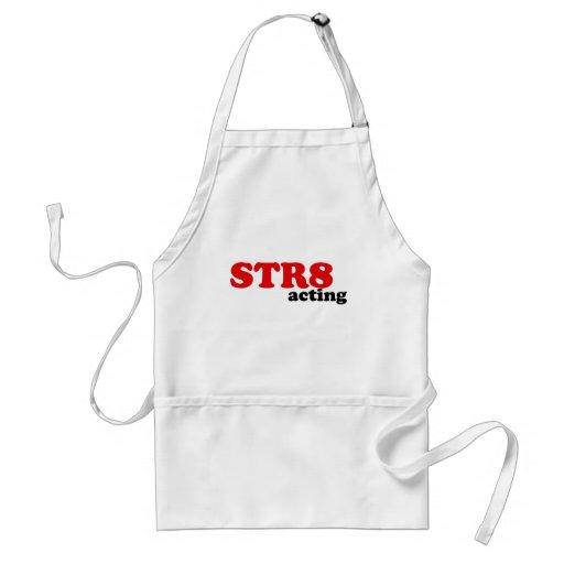Str8 Acting Apron