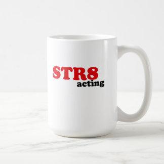 Str8 Acting Coffee Mug