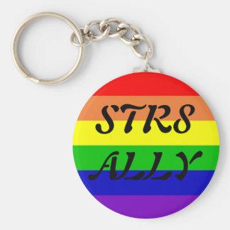 STR8 ALLY KEY CHAINS