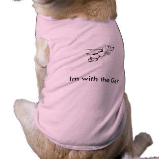 Str8 Dog Gay Owner Shirt