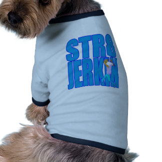 STR8 JERKIN jerk jerking dance hip-hop rap music Doggie Tee