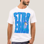 STR8 JERKIN jerk jerking dance hip-hop rap music T-Shirt