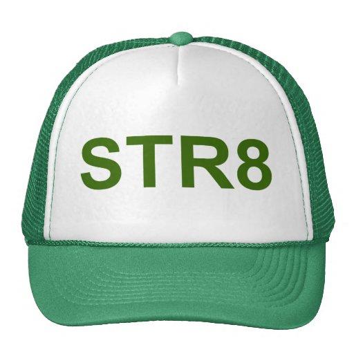 STR8 (Straight in Green) Trucker Hat